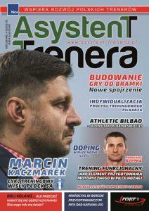 Nowy numer Asystenta Trenera – Doping w piłce nożnej cz.1