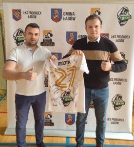Dzisiejsza wizyta w III ligowym ŁKS Łagów !